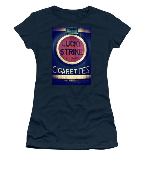 Old Time Cigarettes Women's T-Shirt
