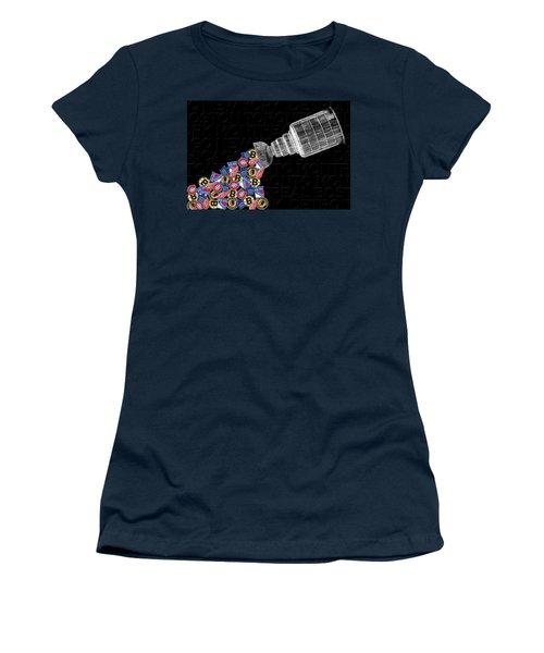 Original Six Stanley Cup 2 Women's T-Shirt