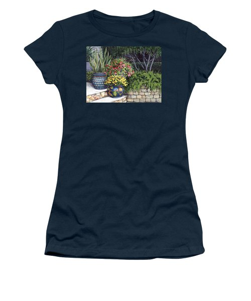 Painted Pots Women's T-Shirt