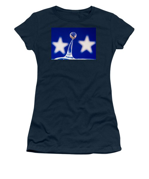 Patriotic Pop Women's T-Shirt