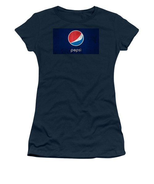 Pepsi Barn Sign Women's T-Shirt (Athletic Fit)