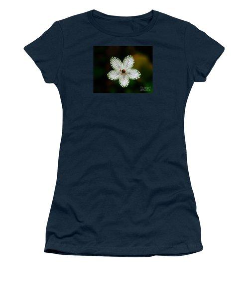 Women's T-Shirt (Junior Cut) featuring the photograph Pocosin Manifest by Paul Rebmann