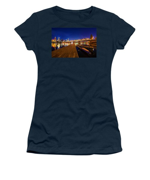 Portland Under The Stars Women's T-Shirt