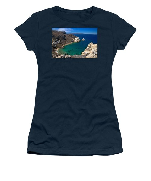 Potato Harbor Views Women's T-Shirt