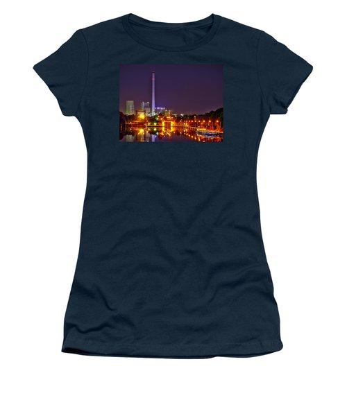 Powerhouse In A Sea Of Lights Women's T-Shirt