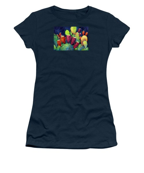 Prickly Pear Women's T-Shirt (Athletic Fit)