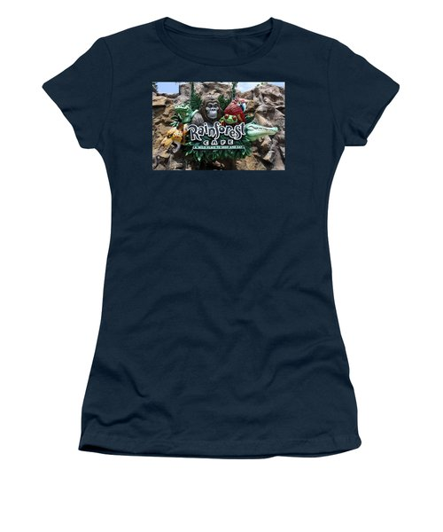 Rainforest Women's T-Shirt (Athletic Fit)