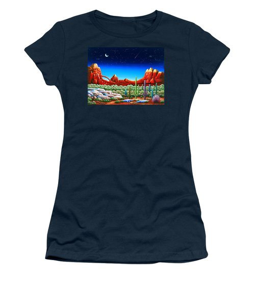 Red Rocks 5 Women's T-Shirt