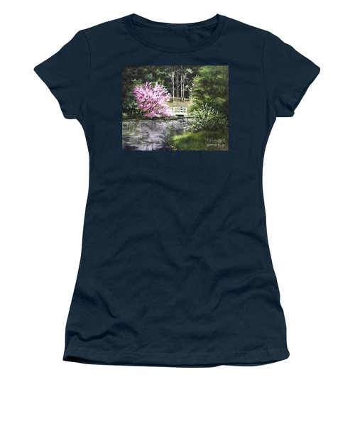 Reflections Of Spring Women's T-Shirt
