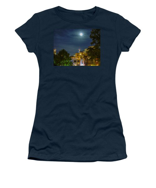 San Antonio Cityscape Women's T-Shirt (Athletic Fit)
