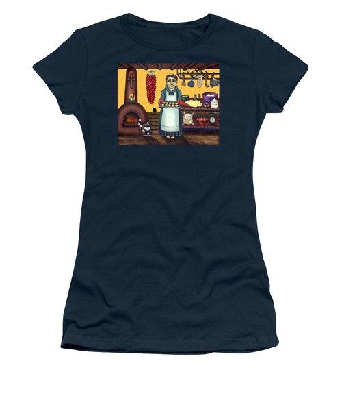 San Pascual Making Biscochitos Women's T-Shirt