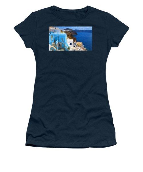 Santorini Grk2806 Women's T-Shirt