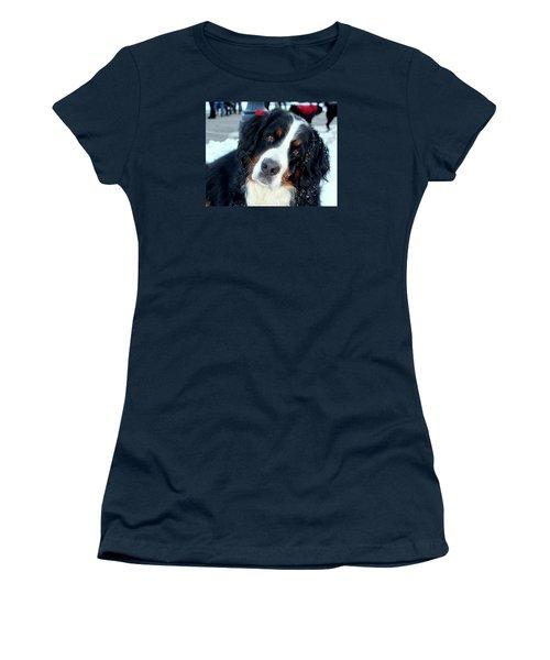 You Said You Love Me Women's T-Shirt (Junior Cut) by Fiona Kennard