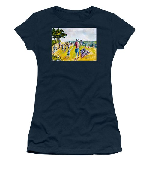 School's Out On The Beach Women's T-Shirt