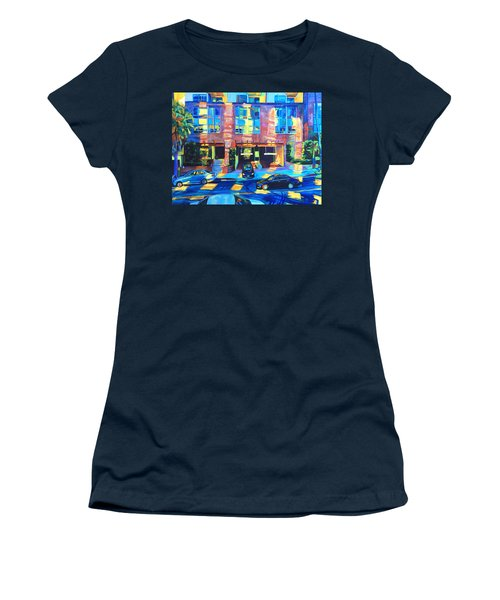 Reflect Women's T-Shirt (Athletic Fit)