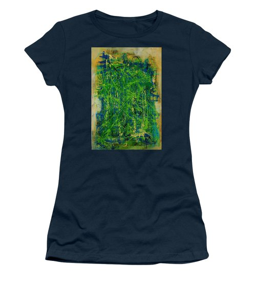 Six Degrees Women's T-Shirt (Junior Cut) by Jean Cormier