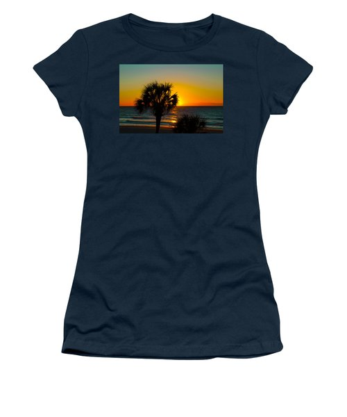 Sky On Fire Women's T-Shirt