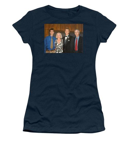 Smith Family Portrait Women's T-Shirt