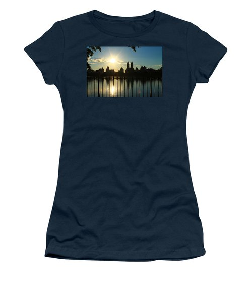 Soft Reflections Women's T-Shirt (Athletic Fit)
