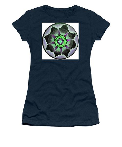 Solar Soul Purple Sky Women's T-Shirt (Junior Cut) by Patricia Arroyo