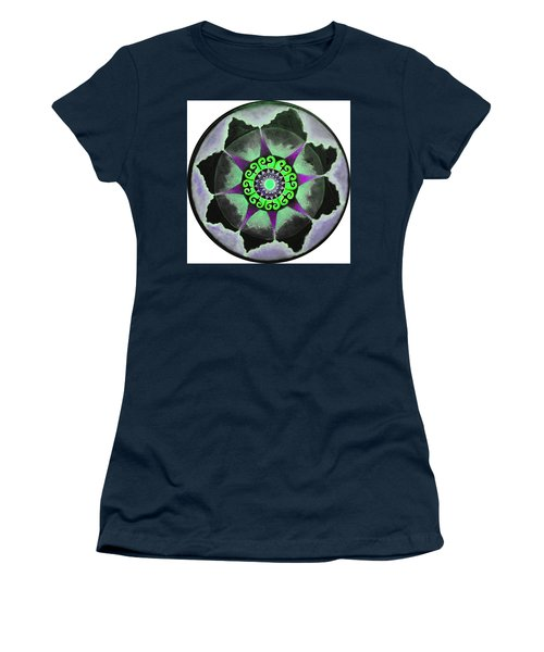 Solar Soul Purple Sky Women's T-Shirt (Athletic Fit)