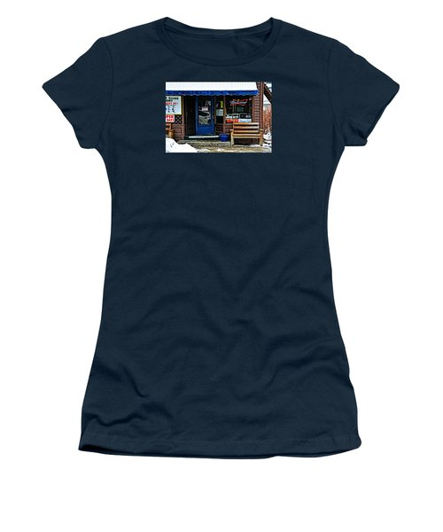 Sorry We're Open Women's T-Shirt (Junior Cut)