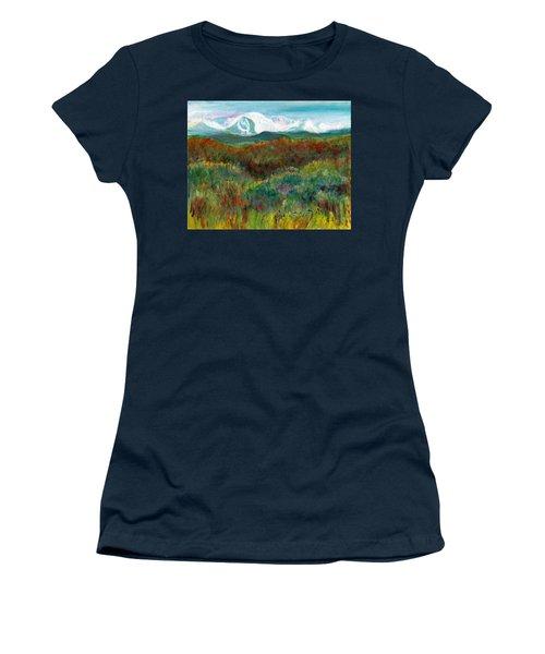 Spanish Peaks Evening Women's T-Shirt