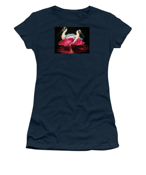 Spoon Dance Sold Women's T-Shirt (Athletic Fit)