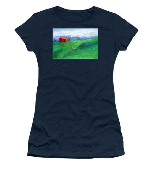 Spring Day Women's T-Shirt (Junior Cut) by C Sitton