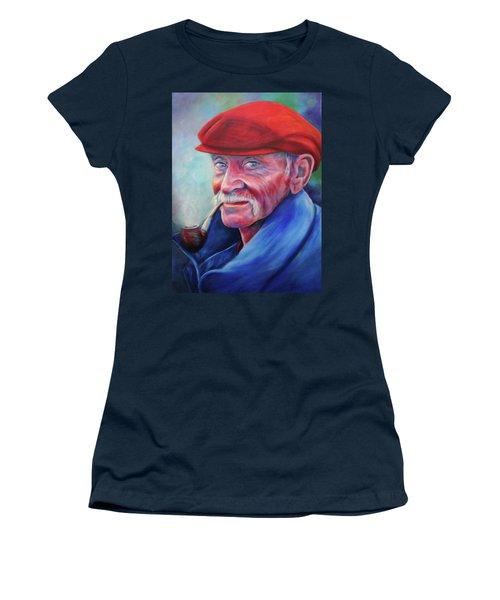 St. Francis Women's T-Shirt (Athletic Fit)