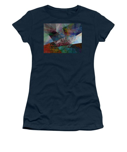 Stained Glass I Women's T-Shirt (Athletic Fit)