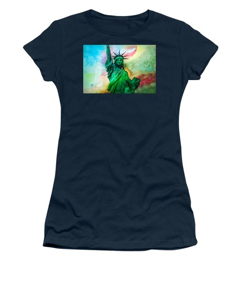 Stand Up For Your Dreams Women's T-Shirt