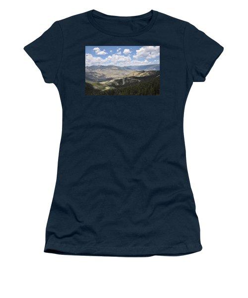 Starlight Basin Women's T-Shirt