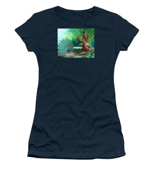 Suitors Women's T-Shirt (Athletic Fit)