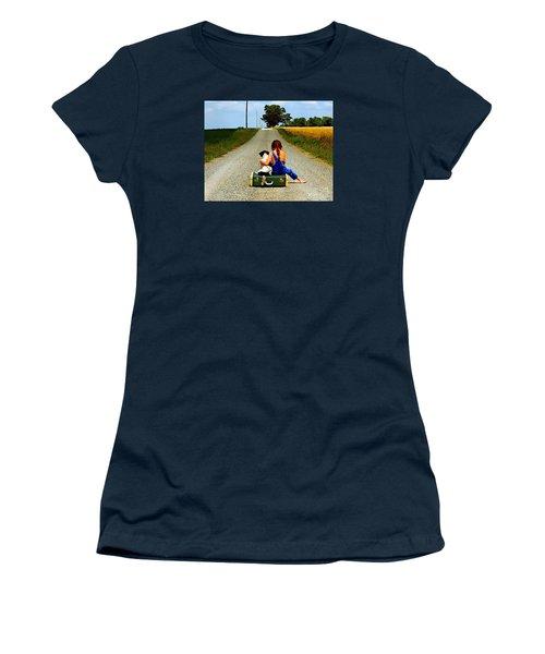Summer Daze Women's T-Shirt