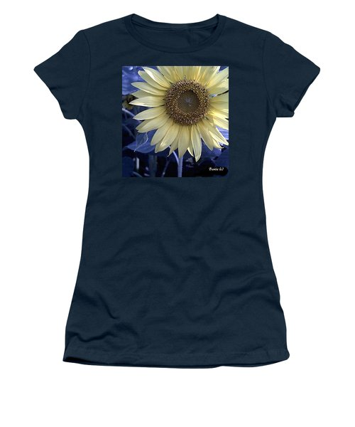 Sunflower Blues Women's T-Shirt (Athletic Fit)