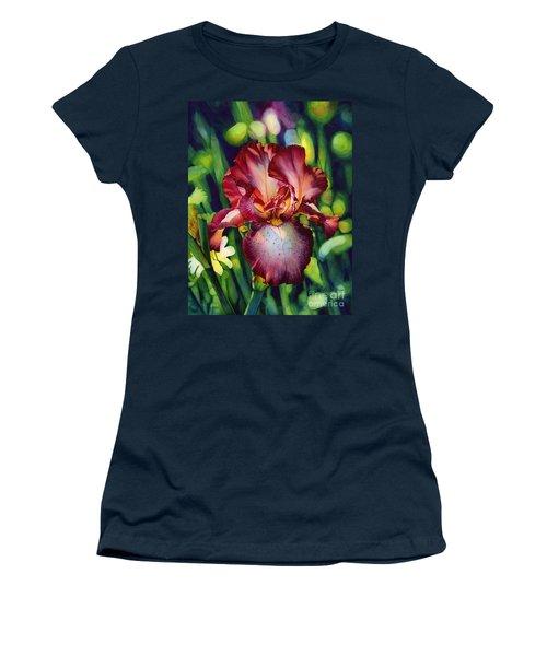 Sunlit Iris Women's T-Shirt