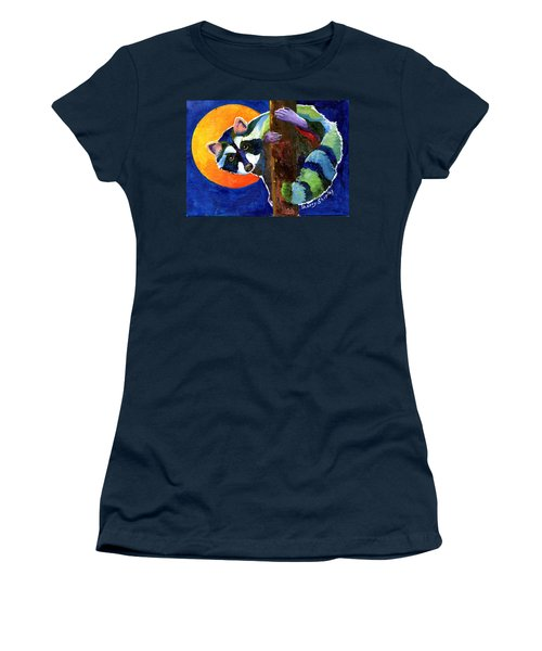 Sunny Side Up Women's T-Shirt (Junior Cut) by Sherry Shipley