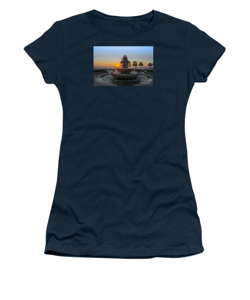Sunrise Over Charleston Women's T-Shirt