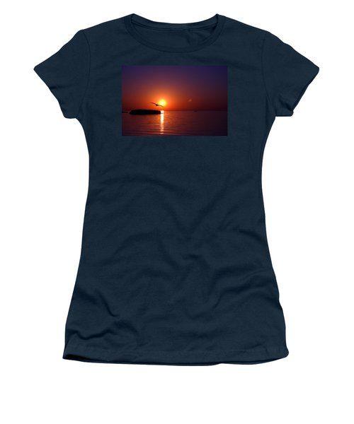 Sunset Blue Women's T-Shirt