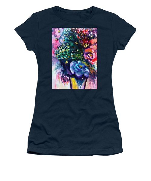 Surprising Summer Women's T-Shirt (Athletic Fit)