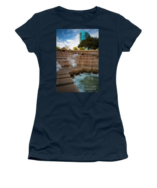 Texas Water Gardens Women's T-Shirt