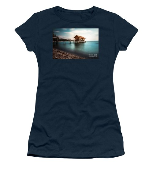 The Boats House II Women's T-Shirt
