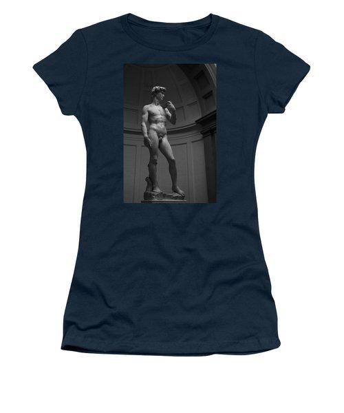 The David Women's T-Shirt