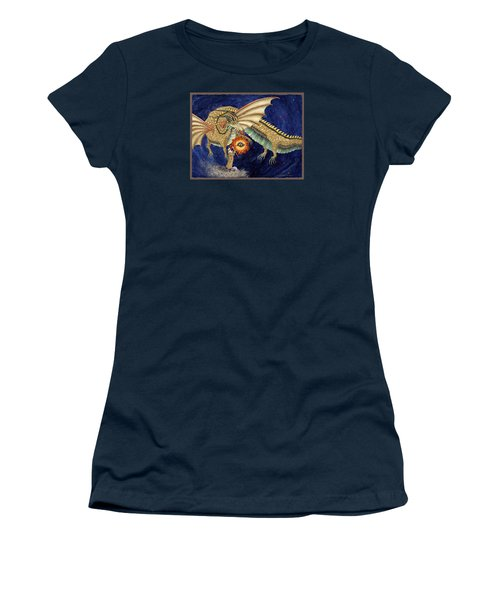 The Dragon King Women's T-Shirt (Athletic Fit)