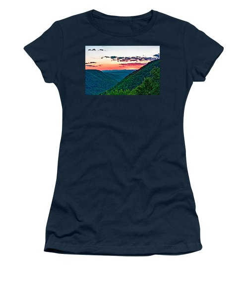 The Far Hills 2 Women's T-Shirt (Athletic Fit)