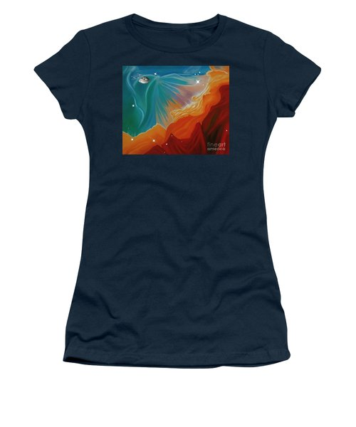 The Final Frontier Women's T-Shirt (Athletic Fit)