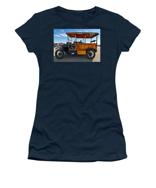 The First Woodie Women's T-Shirt