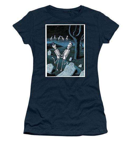 The Grateful Dead Women's T-Shirt