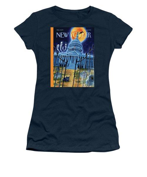 The House Republicans Haunt The Captiol Building Women's T-Shirt